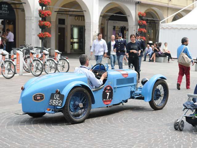 Italyherewe.com & Mille Miglia