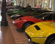 Maserati collectie Umberto Panini