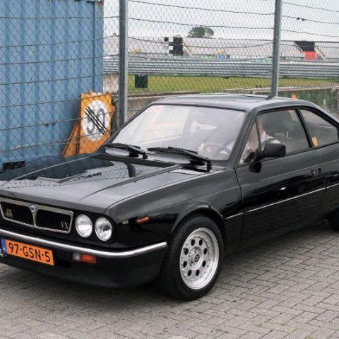 Lancia Beta VX