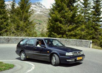 Lancia Thema 8.32 SW (1989)