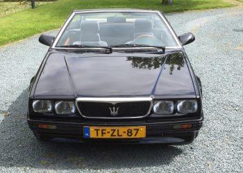 Maserati Biturbo Spider (1990)
