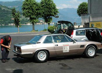 De Tomaso Longchamp (1978)