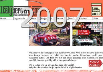 Website FFF2007