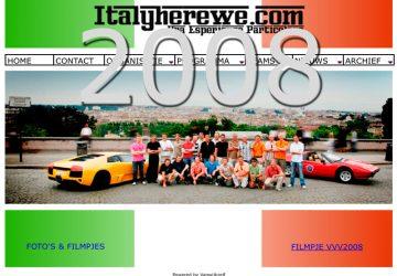 Website VVV2008