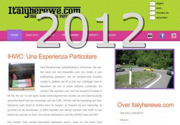Website GGG2012