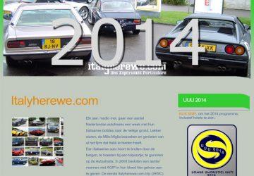 Website UUU2014