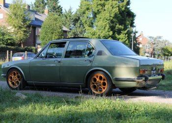 Alfa Romeo Alfetta (1972)