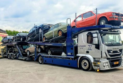 Autotransport Napels