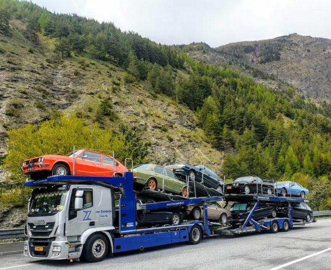 Autotransport Napels