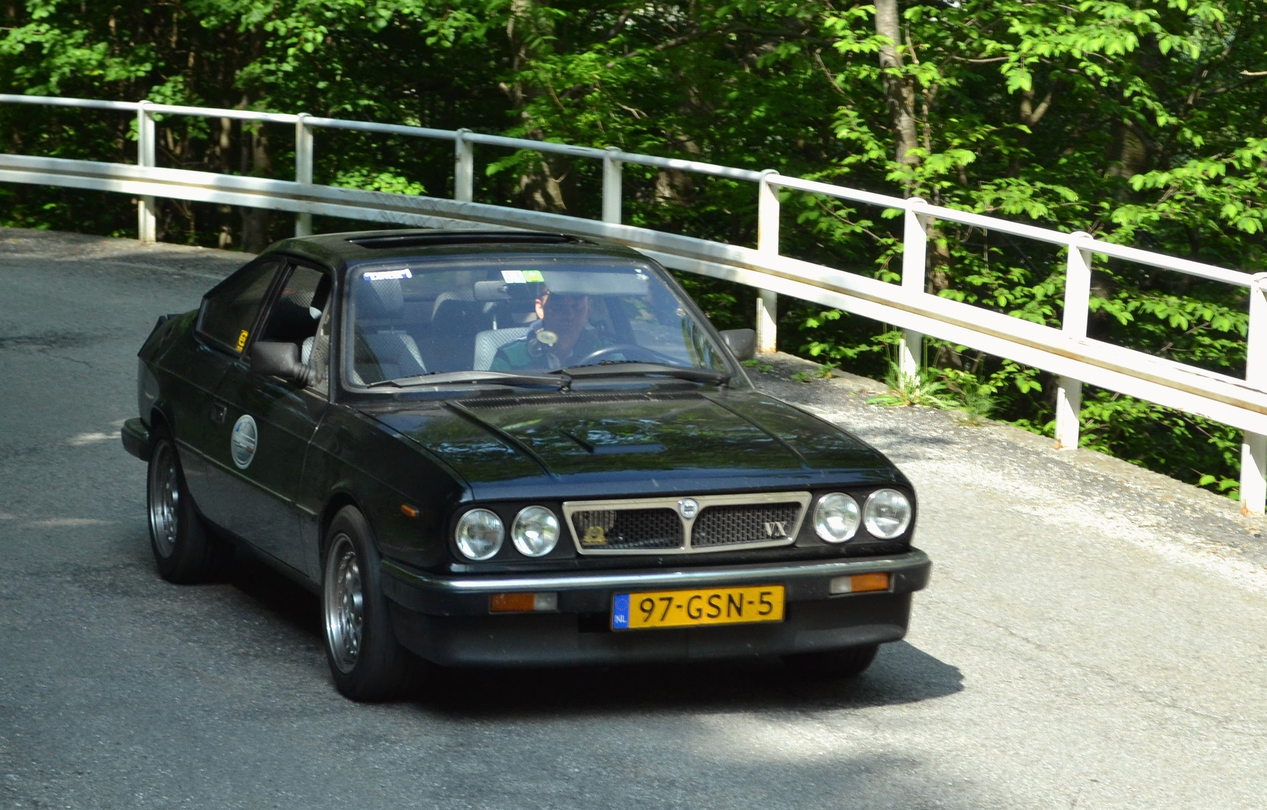 Lancia Beta coupe Volumex