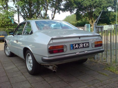 Lancia Beta coupe 1600