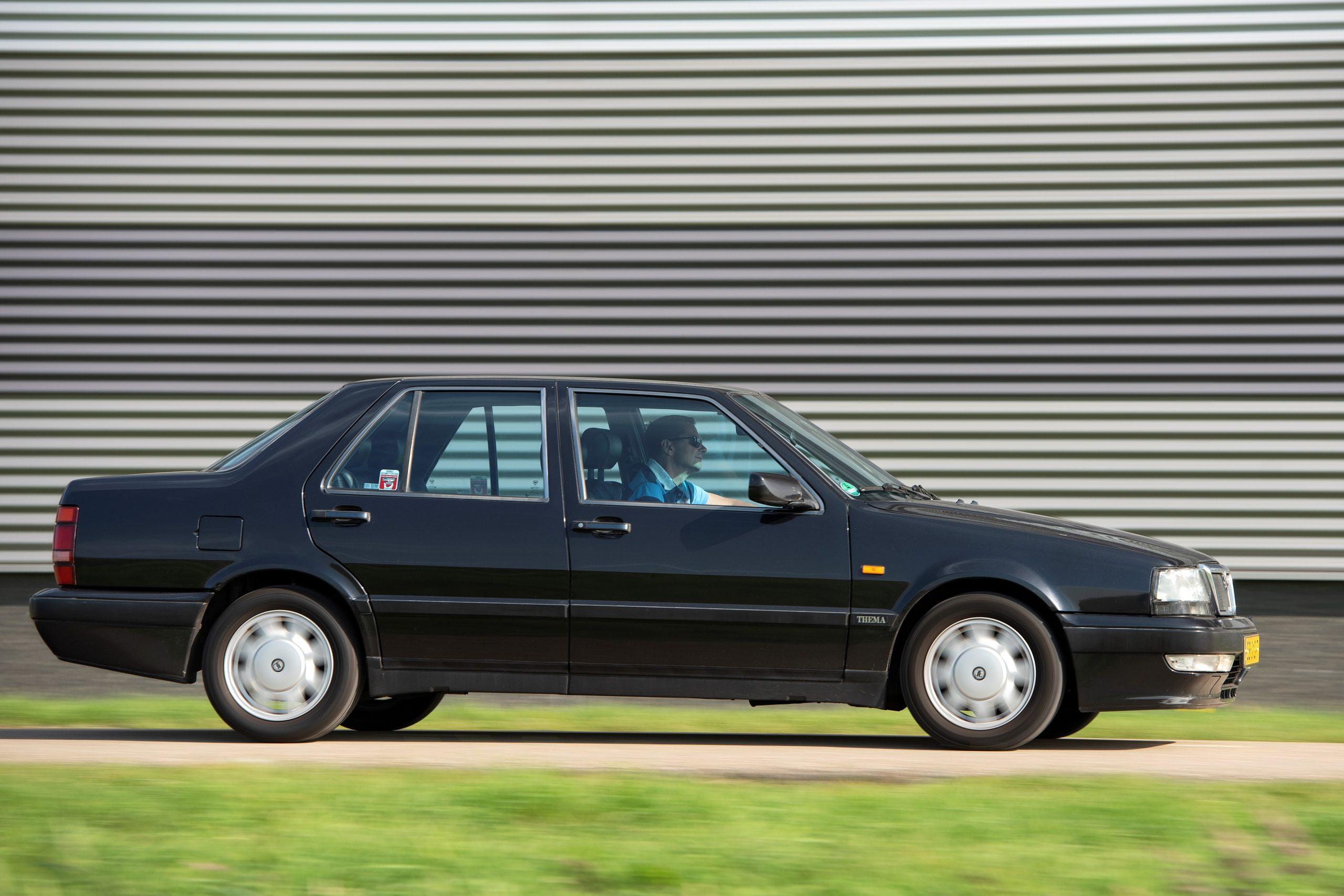 Lancia Thema Floor