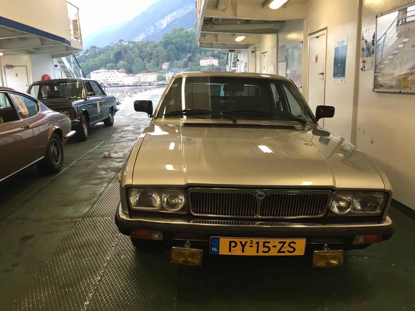 Lancia Gamma 1982