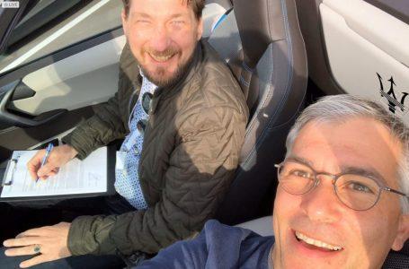 Maserati Cabrio Quintus en Jan Willem zijn zakenmaatjes en autogekken. Ze kennen elkaar al jaren en Jan Willem is door Quintus behoorlijk gek gemaakt over IHWC. Dit jaar gaat hij het aan den lijve ondervinden. Welkom Jan Willem!