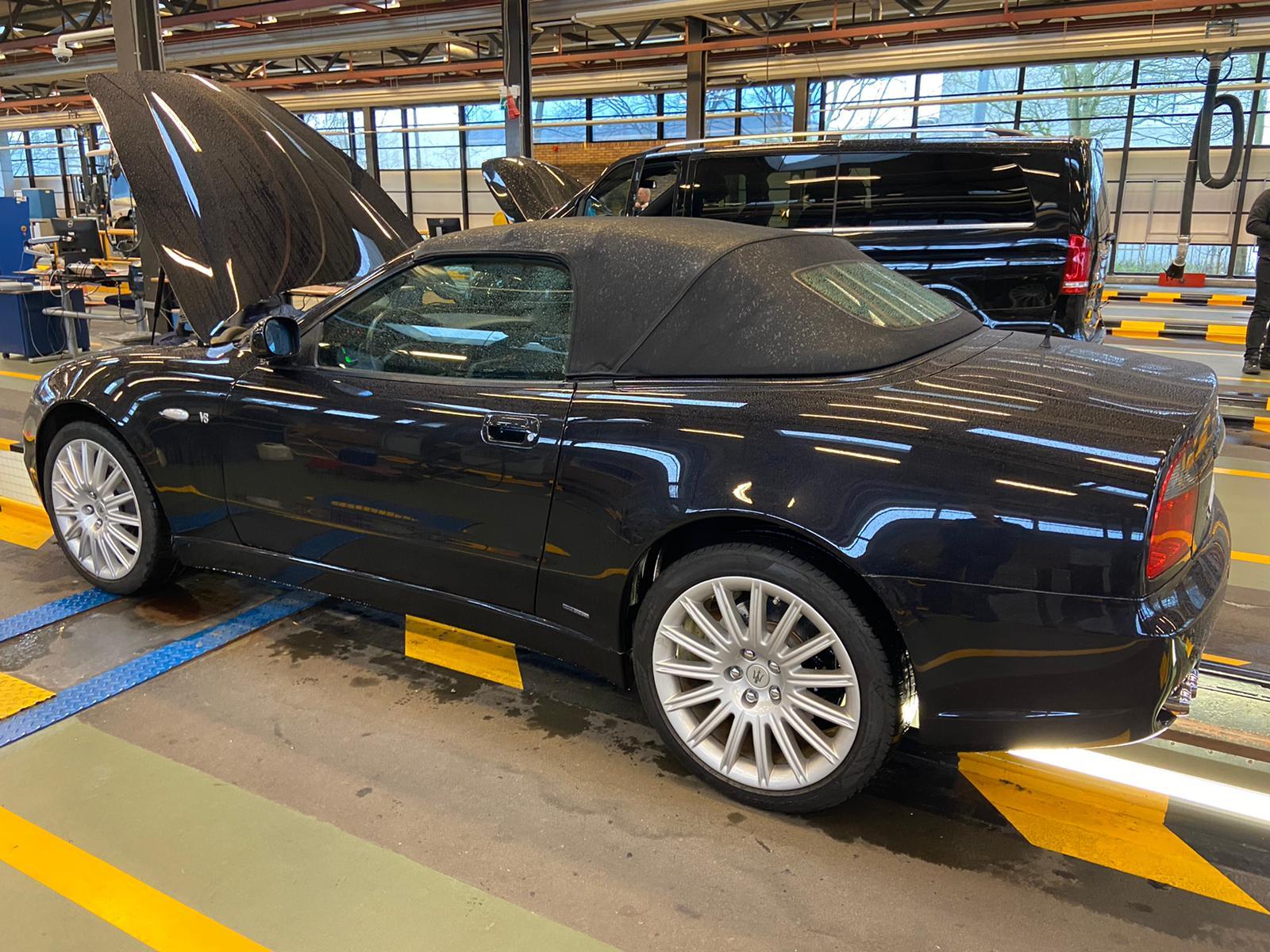 Maserati Quintus