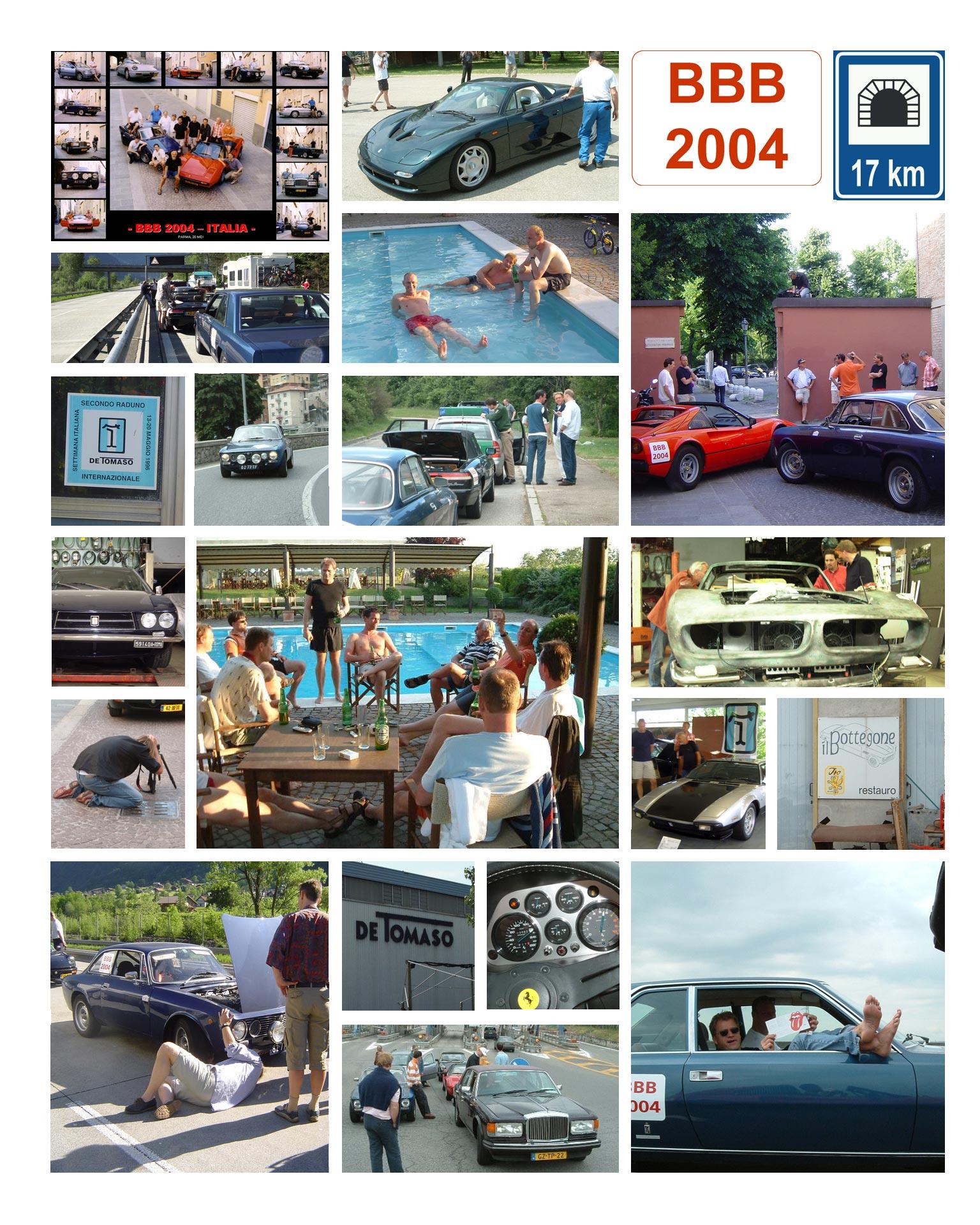 2004: De Tomaso...